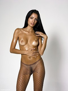That interfere, nude girl in fishnet