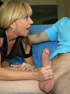 are big cock complete deepthroat something is. Now