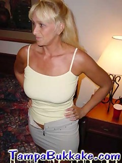 Uk amateur mature xxx dp bukkake